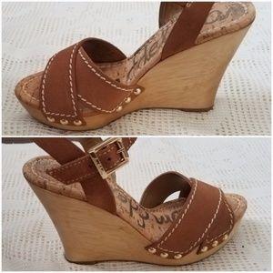 abefc641ab361b Sam Edelman Shoes - Sam Edelman Cairo Wedge Sandals